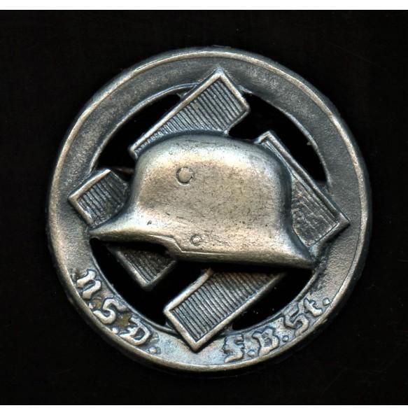 """NSD """"Der Stahlhem"""" membership badge"""