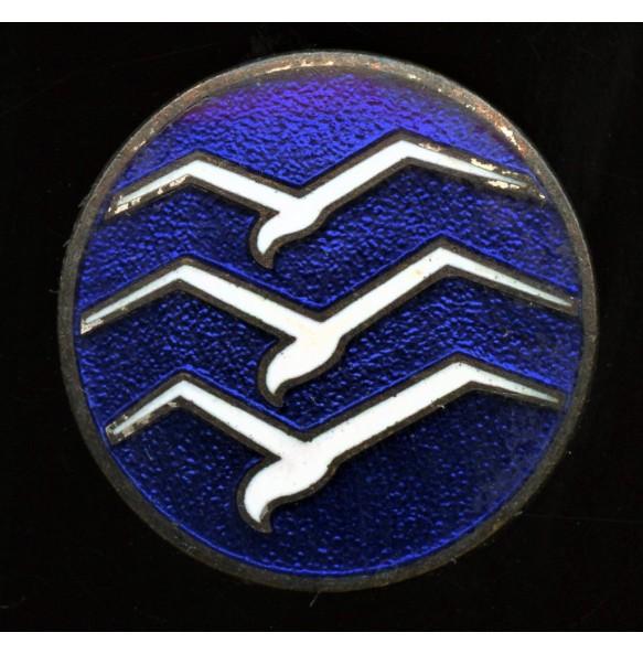 Luftwaffe DLV glider pilot badge grade C