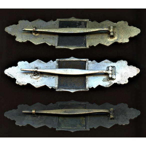 "Close combat clasp set of 3 grades by Funke & Brünninghaus ""F&B L"""