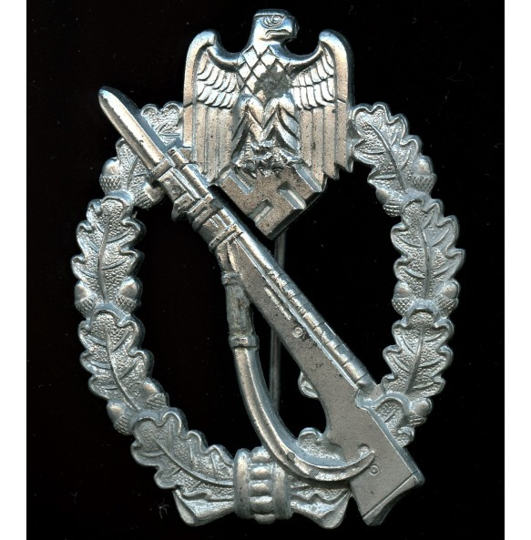 Infantry assault badge in silver F. Zimmermann