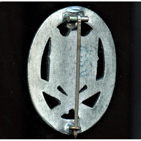 General assault badge by Biedermann & Co MINT
