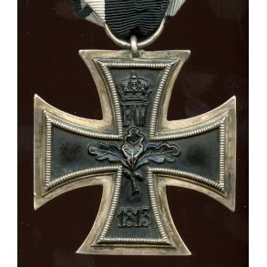 """1914 Iron cross 2nd class """"wide frame"""""""