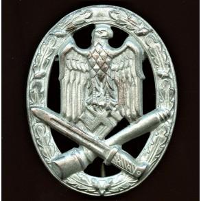 General assault badge by F.W. Assmann & Sohn
