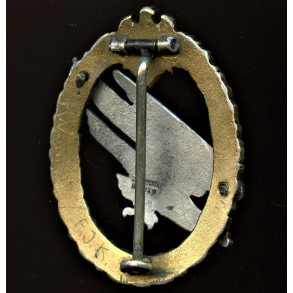 Army paratrooper badge by C.E. Juncker