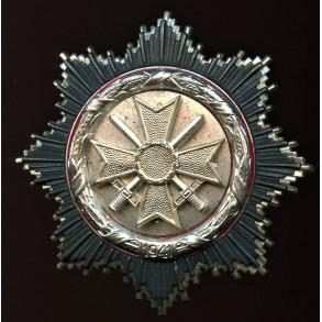1957 German cross in silver by Steinhauer & Lück