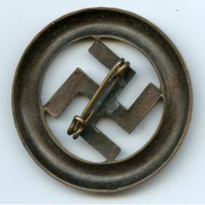 1933 Munich putch remembrance badge