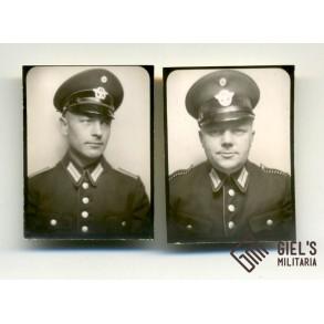 Polizei passport photos