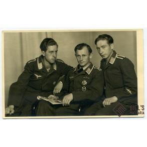 Portrait Luftwaffe NCO's Radio operator, transporter
