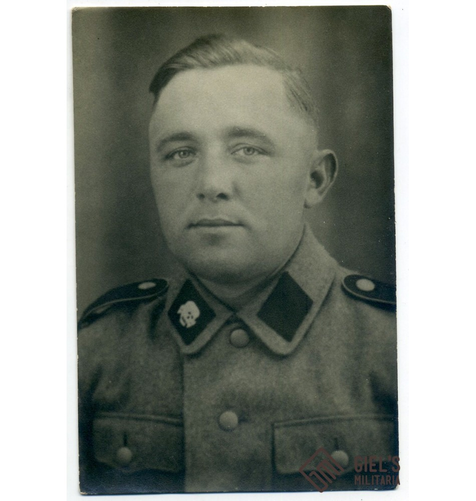 Ss portrait 3 ss panzer division totenkopf