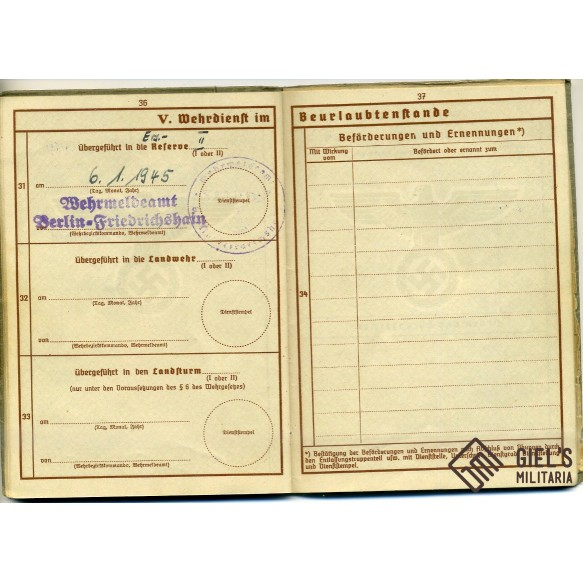 Wehrpass to B. Brüsler, ID 251. wounded in action, EK2, WBiB,..