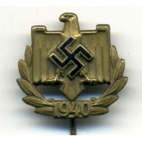 NSRL membership stickpin 1940
