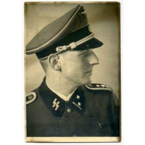 Portrait photo SS-Hauptscharführer