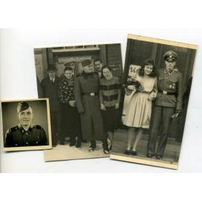 Private snapshots +  pasport photo SS