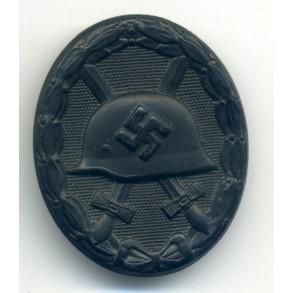 "Wound Badge in black by W. Deumer ""3"""