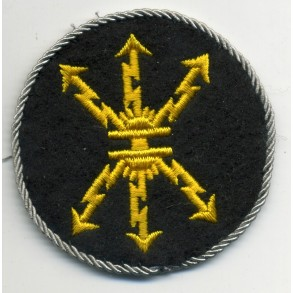 Proficiency badge for army radio operators