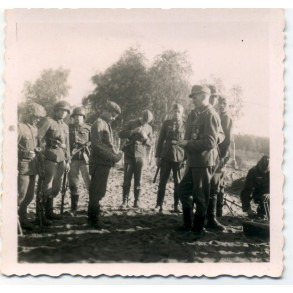 Private snapshot with helmet net covers