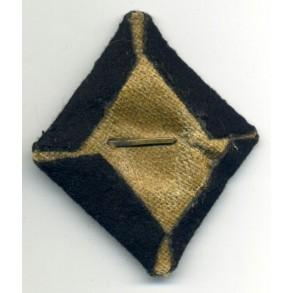 NSKK driver diamond patch, 1st pattern
